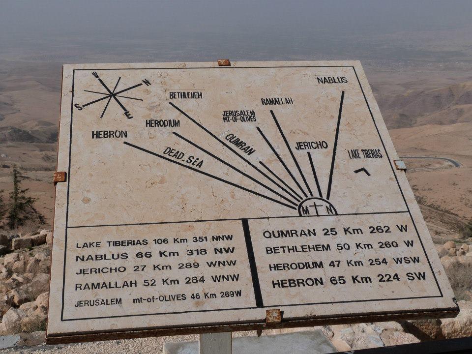 Mount Nebo, Jordan Day Tour And More, Driver in Jordan
