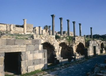 Umm Qais - Jordan