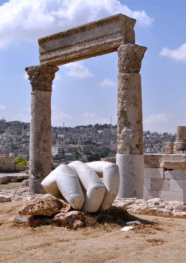 Amman City Sightseeing Tour44