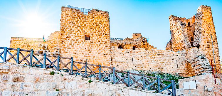 Ajloun Castle - Jordan - Jordan Day Tour & More