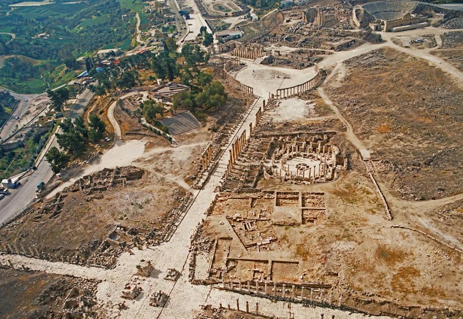Jordan - Jordan Day Tour and More - The Roman City