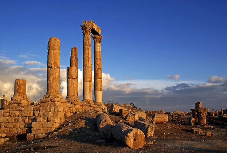 Amman City Sightseeing Tour