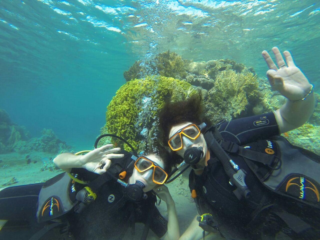AQABA (RED SEA - Diving - Jordan Tours