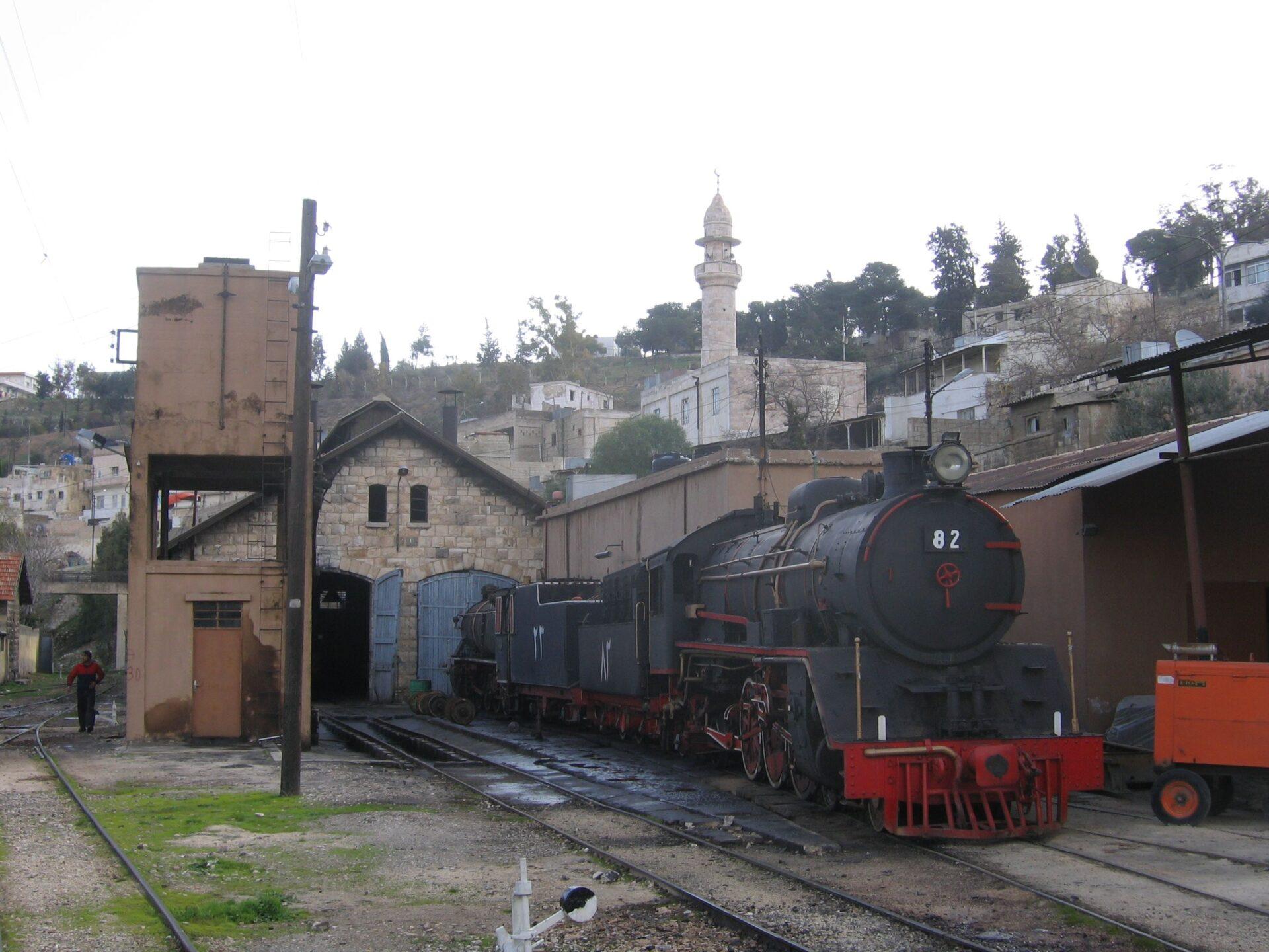 Hedjaz Jordan Railway5