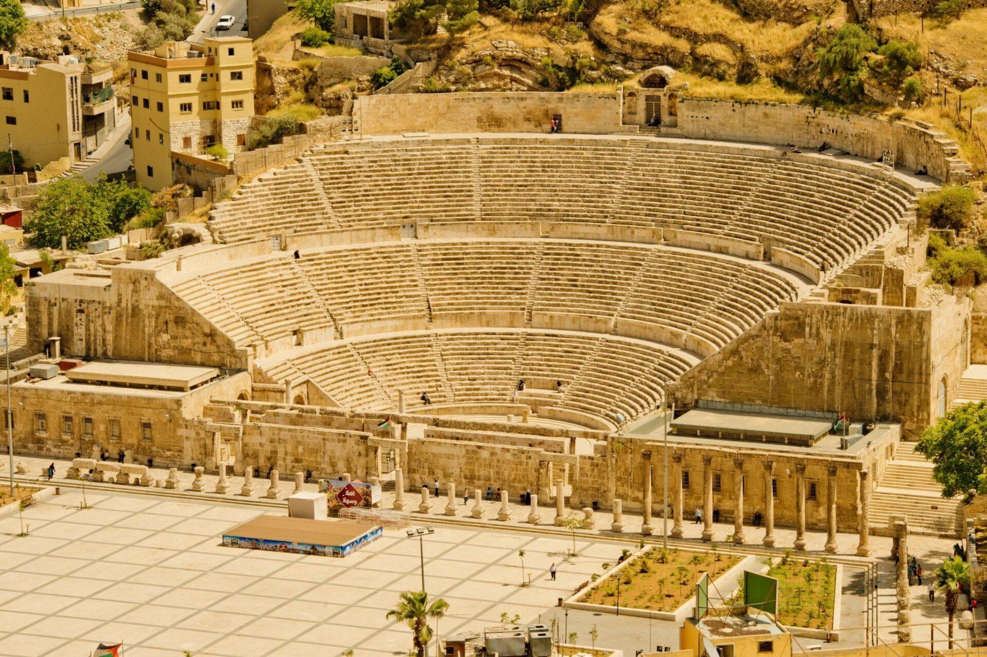 Amman City Sightseeing Tour3