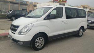 Jordan Day Tour and More - 7 Seat Minivan