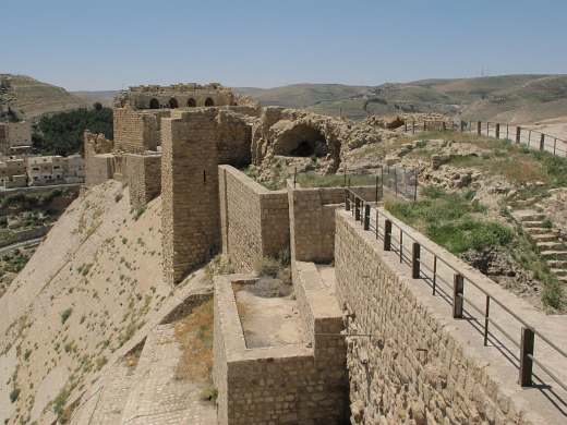 Karak Castle, Jordan, Jordan Day Tour And More, Driver in Jordan