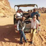 Omran Brkawi - Wadi rum - Jordan Tour