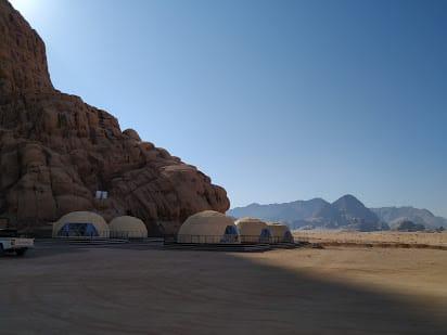 wadi rum, luxury tents in Wadi Rum, Jordan, Jordan Day Tour And More, Driver in Jordan 2