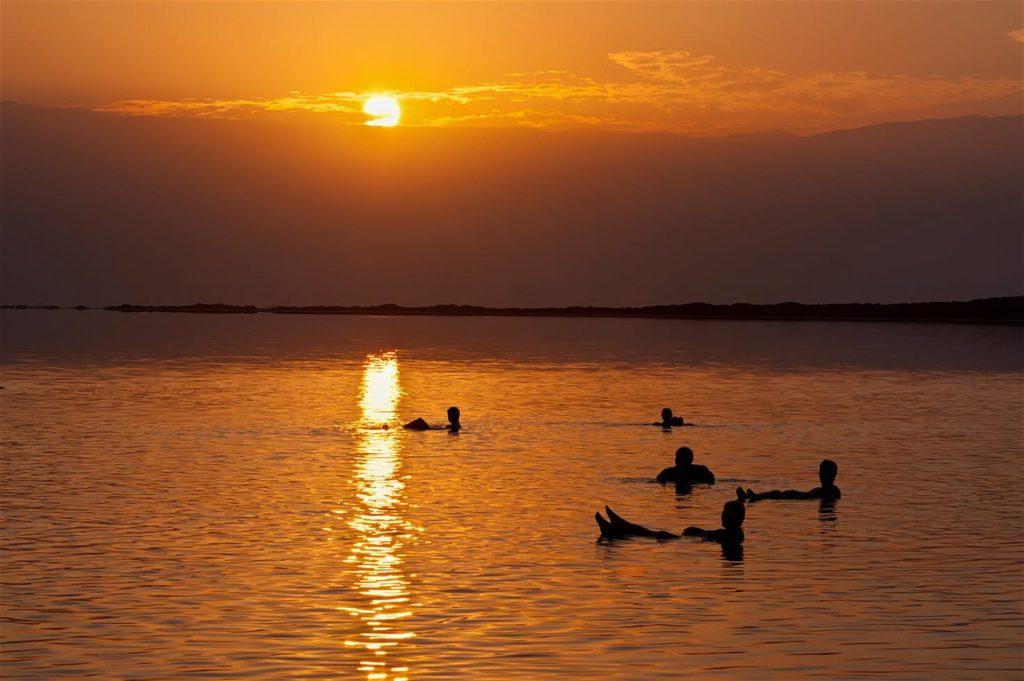Dead Sea Tour, floating and sunset - Dead Sea Tour