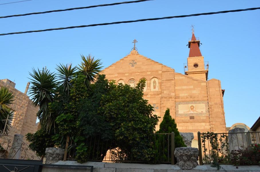 st john church, Madaba, Jordan, Jordan Day Tour And More, Driver in Jordan