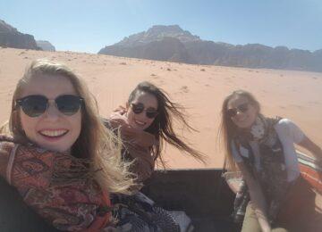 Wadi Rum, Jordan Day Tour And More, Driver in Jordan