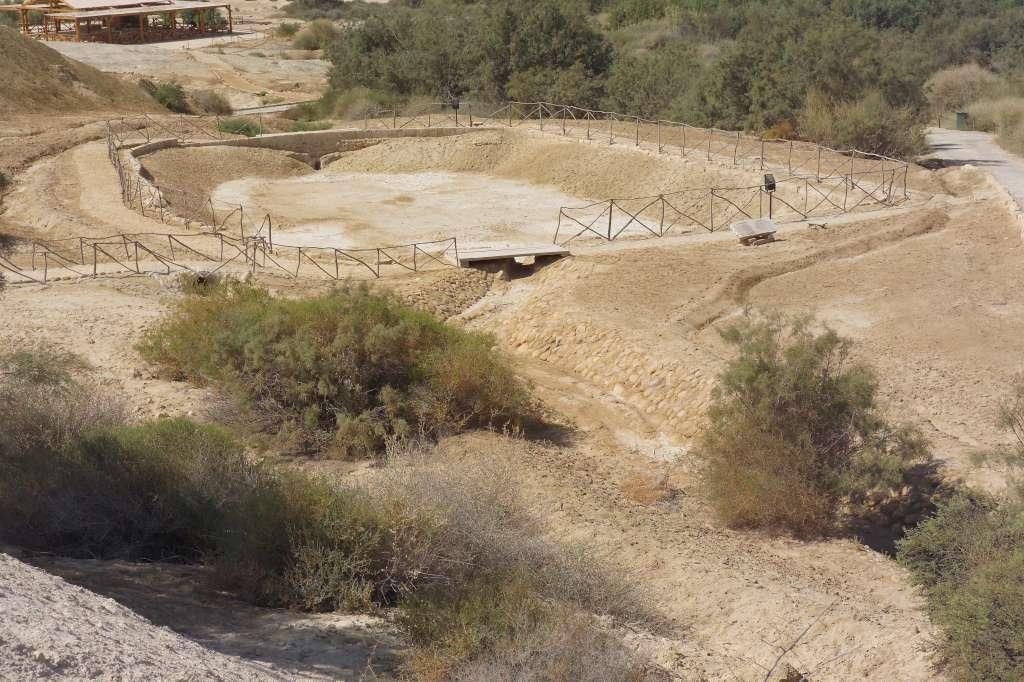 Ancient Pool, Baptism Site, Jordan River , Jordan Day Tour And More , Driver in Jordan , Jordan Tour (1).jpg