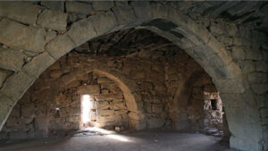 Azraq-Castle-Tower-chamber-Jordan-Day-Tour-And-More-Desert-Castle-Jordan-Tour-Driver-in-Jordan