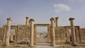 Church of St. Theodore - Jerash - Jordan - Jordan Day Tour & More