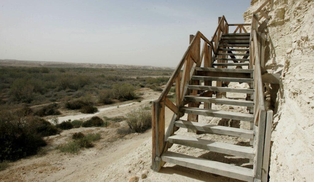 cavecells-Baptism-Site-Jordan-River-Jordan-Day-Tour-And-More-Driver-in-Jordan-Jordan-Tour