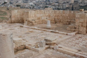 church of Bishop Isaiah - Jerash - Jordan - Jordan Day Tour and More