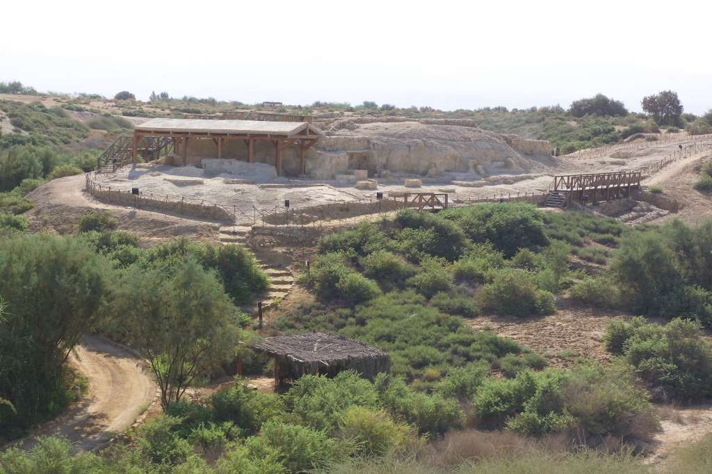 Elijah's Hill, Baptism site, Jordan Day Tour And More, Driver in Jordan
