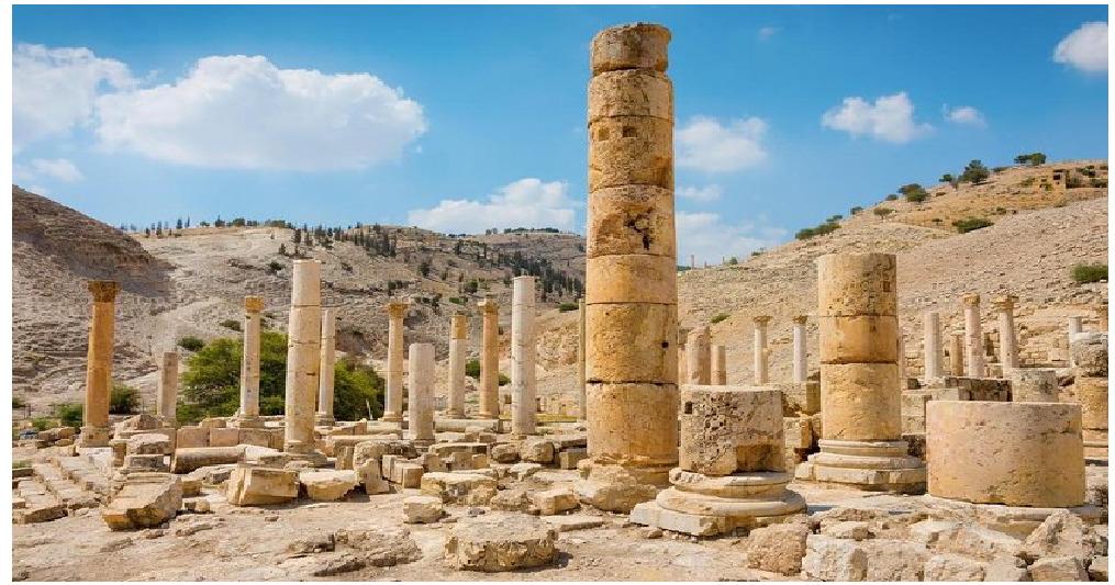 Pella, Jordan Day Tour & More, Jordan Tour, Jordan Tours, Driver in Jordan, Car & Driver in Jordan