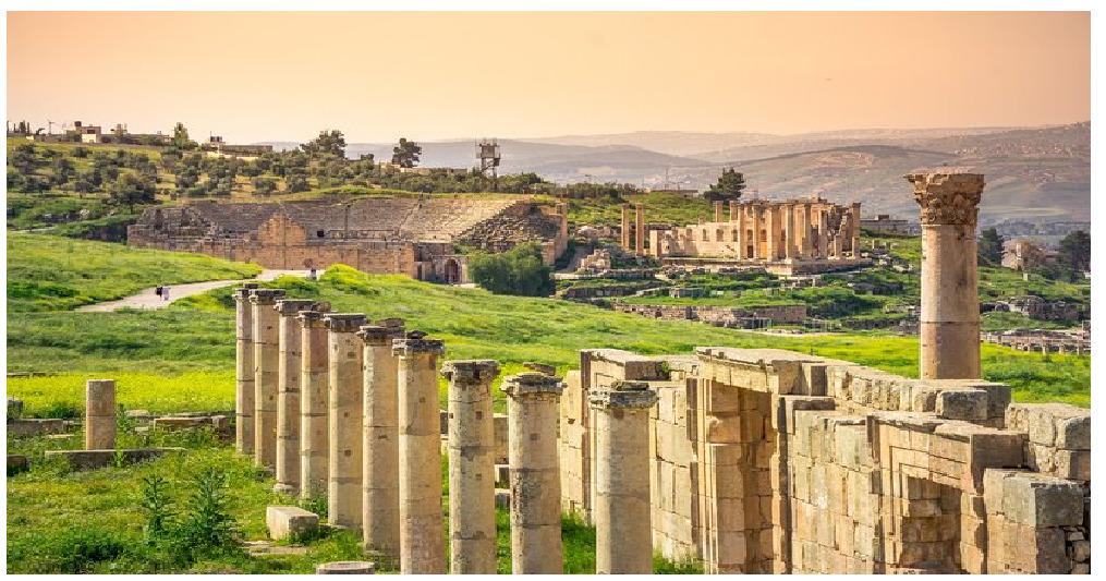 Pella, Jordan Day Tour & More, Driver in Jordan, Jordan Tour, Car & Driver in Jordan.3