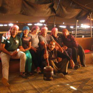 Omran Brkawi - Jordan tour - wadi rum