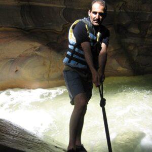 Driver in Jordan omran brkawi - Mujib reserve - Jordan Tours