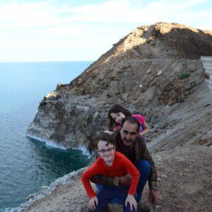 Dead Sea - Omran Brkawi - Jordan Tour