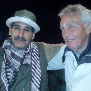 Driver in Jordan - Omran Brkawi