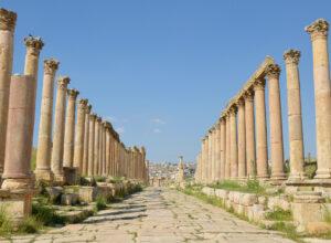 Jerash -Jordan tours - Jordan - Jordan Day Tour And More - Driver in Jordan