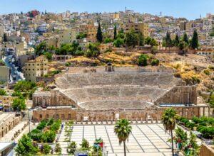 Amman - Roman theater - Amman City Tour - Jordan - Jordan Day Tour And More - Driver in Jordan