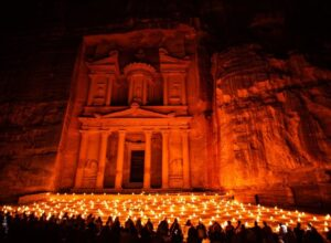 Petra - Amman City Tour