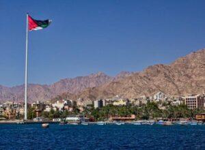 Aqaba, High Flag in Aqaba, Jordan, Jordan Day Tour And More, Driver in Jordan