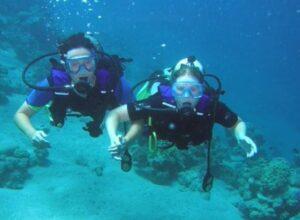 Diving - AQABA (RED SEA - Jordan Tours