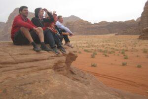 Wadi rum - Amman City Tour