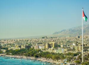 Aqaba, High Flag in Aqaba, Jordan, Jordan Day Tour And More, Driver in Jordan 2